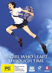 Girl Who Leapt Through Time , The