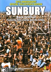 Sunbury | DVD