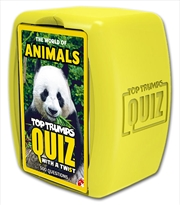Animals Quiz | Merchandise