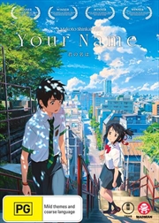 Your Name | DVD