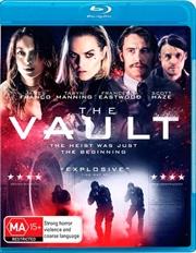 Vault, The | Blu-ray