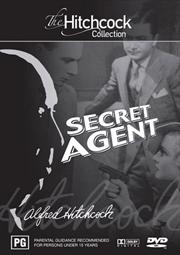 Secret Agent | DVD