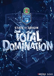 NRL - State Of Origin - Total Domination - New South Wales