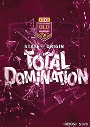 NRL - State Of Origin - Total Domination - Queensland