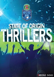 NRL - State Of Origin Thrillers - New South Wales