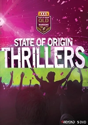 NRL - State Of Origin Thrillers - Queensland