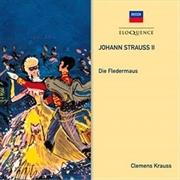 Strauss Die Fledermaus | CD