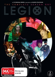 Legion - Season 1 (SANITY EXCLUSIVE ARTWORK)