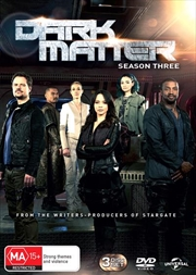 Dark Matter - Season 3 | DVD