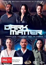 Dark Matter - Season 1-3 | Boxset