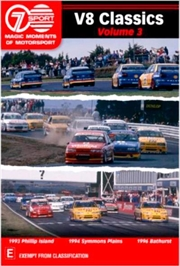Magic Moments Of Motorsport - V8 Classics III