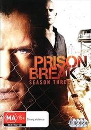 Prison Break - Season 3 | DVD