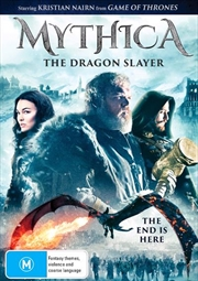 Mythica - The Dragon Slayer | DVD
