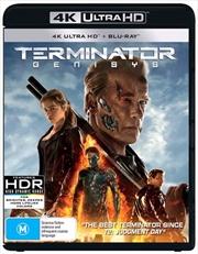 Terminator - Genisys | Blu-ray + UHD