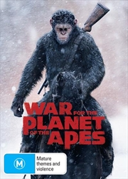 War For The Planet Of The Apes | DVD