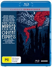 Murder On The Orient Express | Blu-ray