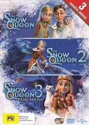 Snow Queen / The Snow Queen 2 - The Snow King / The Snow Queen 3 - Fire and Ice, The