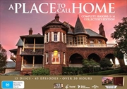 A Place To Call Home - Season 1-4 | Book