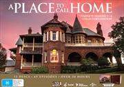 A Place To Call Home - Season 1-4 | Book