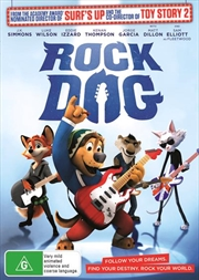 Rock Dog | DVD