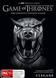 Game Of Thrones - Season 7 (Sanity Exclusive)