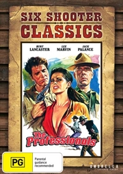 Professionals | Six Shooter Classics, The