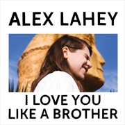 I Love You Like A Brother | CD