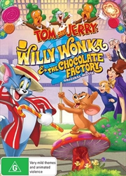 Tom And Jerry - Willy Wonka and The Chocolate Factory