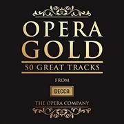 Opera Gold- 50 Great Tracks | CD