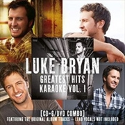 Greatest Hits Karaoke 1 | CD