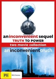 An Inconvenient Truth / An Inconvenient Sequel - Truth To Power | Franchise Pack