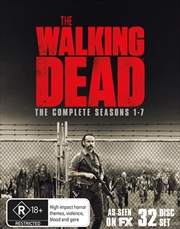Walking Dead - Season 1-7 | Boxset, The