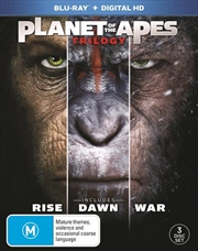 Planet Of The Apes | DHD - Trilogy