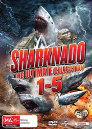 Sharknado | 5 Movie Franchise Pack
