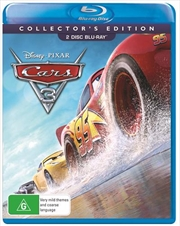 Cars 3: Collector's Edition | Blu-ray