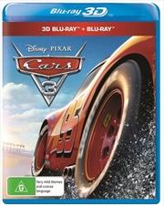 Cars 3 | 3D + 2D Blu-ray
