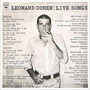 Leonard Cohen: Live Songs | Vinyl