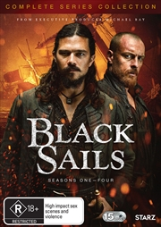 Black Sails - Season 1-4