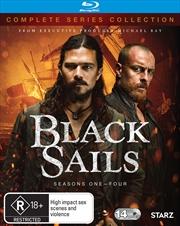 Black Sails - Season 1-4