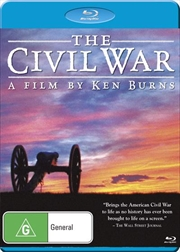 Civil War - A Film By Ken Burns - Remastered | Blu-ray