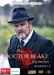 Doctor Blake Mysteries - Season 1-5 | Boxset, The | DVD