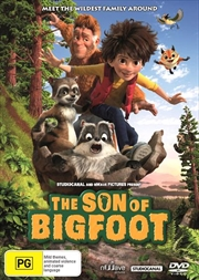 Son Of Bigfoot, The | DVD
