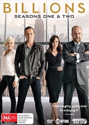 Billions - Season 1-2 Boxset | DVD