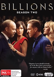 Billions - Season 2 | DVD
