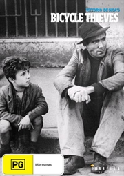 Bicycle Thieves: Academy Award | DVD