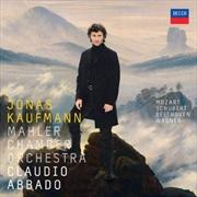 Kaufmann- Mozart/Schubert/Beethoven/Wagner   CD
