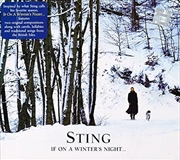 If On A Winter's Night | CD