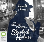 Secret Cases Of Sherlock Holmes | Audio Book