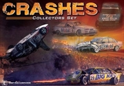 Crashes - Collector's Set