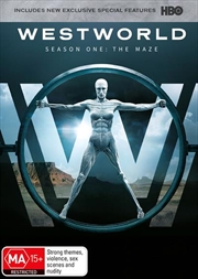 Westworld - Season 1 | DVD